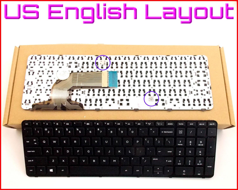 Laptop Keyboard For HP Pavilion 15-N284TX 15-N012AX 15-N260TX 15-E000 US Layout