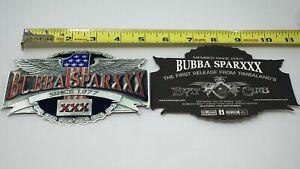 Bubba-Sparxxx-Dark-Days-Bright-Nights-Cutout-Sticker-Vintage-New
