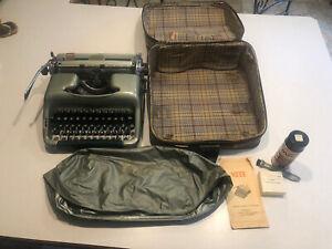 Voss Antique Typewriter