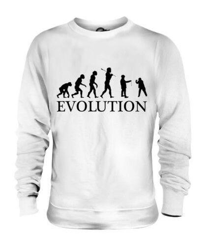 Conkers Evolution des  Herrenchen Unisex Pullover Herren Damen Geschenk Pferd