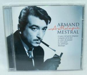 ARMAND MESTRAL Anthologie CD Chansons Française vintage 30's à 50's environ