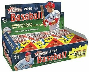 2019-Topps-Heritage-Baseball-251-500-SP-Inserts-Complete-Your-Set-Pick-Card-lot