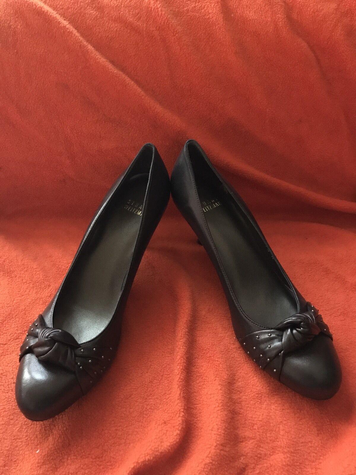 con il 60% di sconto Stuart Weitzman Dotty Kitten Pumps, Donna Donna Donna  scarpe, Dimensione 7.5N  punto vendita