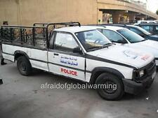 Photo. 2000s. Syria. Police Vehicle - Pickup Truck