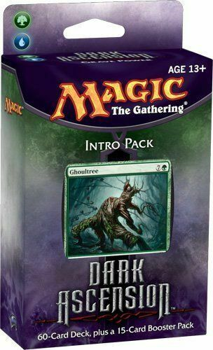 MTG Magic The Gathering SEALED Dark Ascension Grave Power Intro Pack w/ Booster