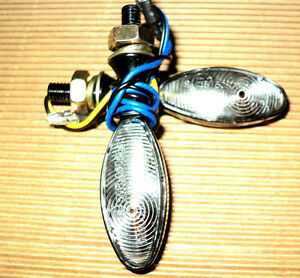 4X-Black-indicator-turn-signal-scooter-bike-Pocket-6V-6-VOLT-Moped-Motorbike