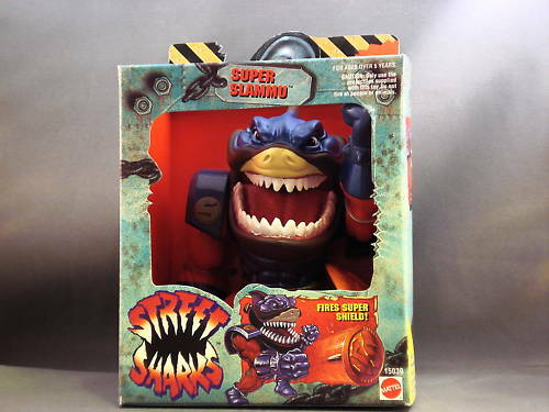 1995 Street Sharks Super Slammu