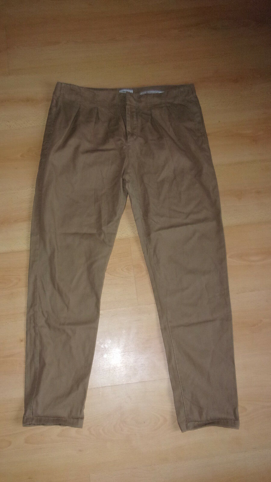 Trousers Pull & Bear Brown Size 42 à - 60%