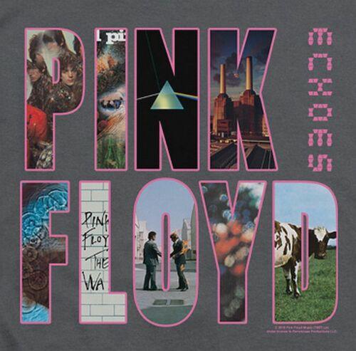 """Pink Floyd /""""Echoes Cover/"""" Hoodie Sweatshirt or Long Sleeve T-Shirt"""