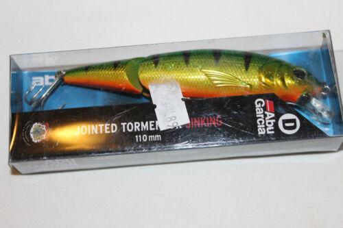 "sinking 110mm//30g-neu Abu Garcia /""Jointed tormentor/"""