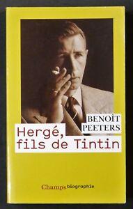 fils de Tintin Hergé