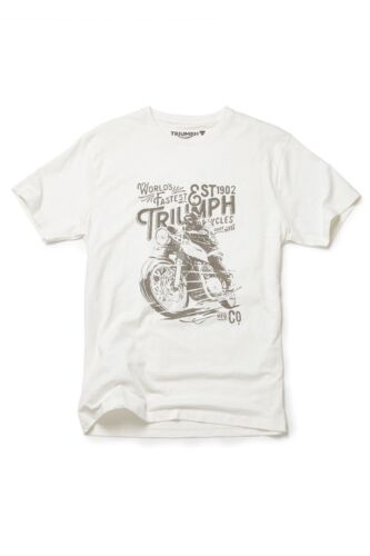 Mens Triumph Gus T-Shirt