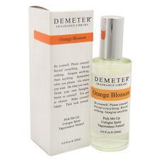 Orange Blossom by Demeter for Unisex - 4 oz Cologne Spray