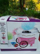 Nostalgia Pcm305 Vintage Collection Candy Cotton Maker Extra Sugar Mixes