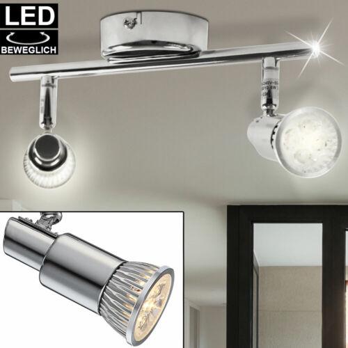 LED Wand Spot Lampe Leuchte Strahler Beleuchtung beweglich Wohn Schlaf Zimmer