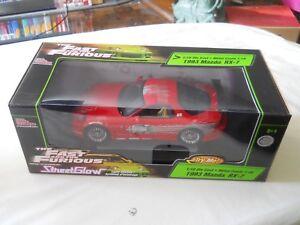 Ertl-1993-Mazda-RX-7-The-Fast-amp-The-Furious-Street-Glow-1-18-Diecast