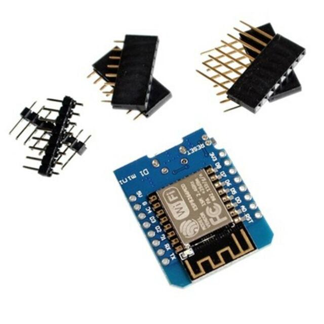 ESP8266 ESP-12 NodeMCU Lua WeMos Mini D1 WIFI 4M Bytes Development Board Module