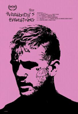 Everybody S Everything Poster Lil Peep Music Movie Art Print