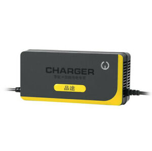 60V-20AH-Electric-Bike-Scooter-Lead-Acid-Battery-Charger-Power-Adapter-US-Plug