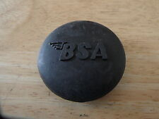 40-8124 BSA A10 A65 C15 PEAR SHAPED  PETROL TANK BADGE BACKING RUBBERS  68-8152