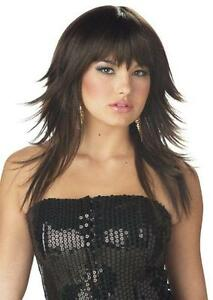 Feathered And Flirty Blonde Wig 85
