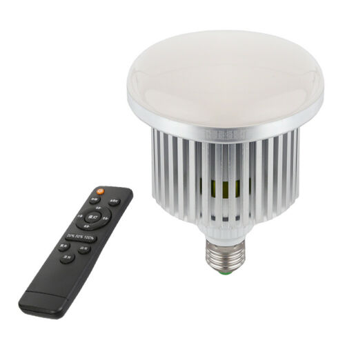 Mettle Smart lámparas LED 95 W con mando a distancia foto-lámpara Studio-luz