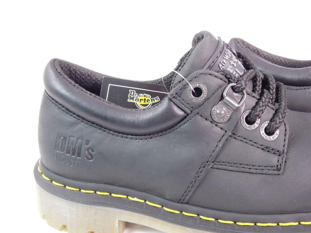 DR MARTENS 8833 DM'S INDUSTRIAL STEEL TOE SAFETY ANSI PADDED RATED PADDED ANSI COLLAR 338939