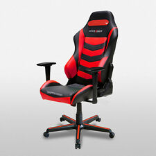 Dxracer Office Chair Ohdm166nr Pc Gaming Chair Racing Computer Chair Gaming