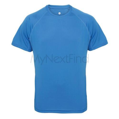 TriDri Sports Activewear Panelled Tech T-Shirt