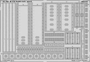 Eduard-1-32-Boeing-B-17G-Flying-Fortress-Bomb-Rack-32782