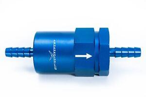 Prefilter/Niederdruckfilter 8mm Blue