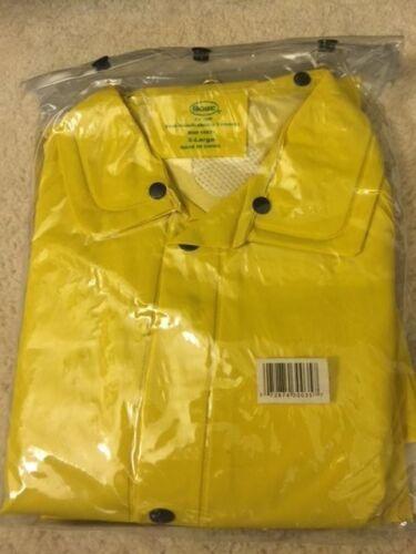 Details about  /Boss 35 Mil 3 Piece Rainsuit Yellow X-Large 3PR0300YX New!!!