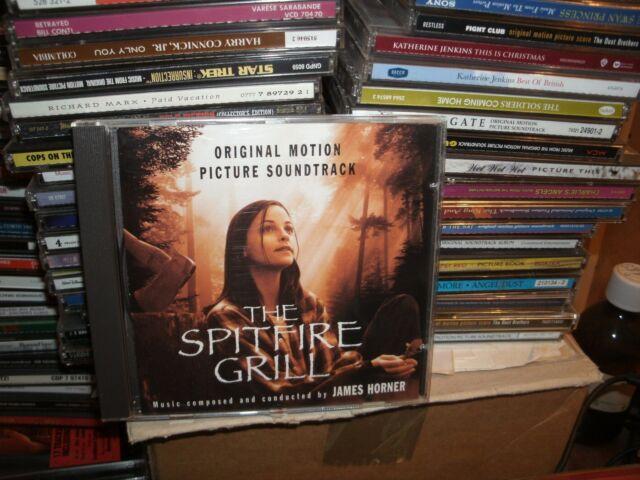 James Horner - Spitfire Grill [1996 Soundtrack] (Original FILM Soundtrack, 1997)