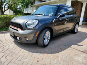 2011 MINI Cooper S Countryman S