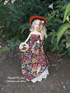 Barbie Ooak    de la collection   Barbie Ooak    De La Colección