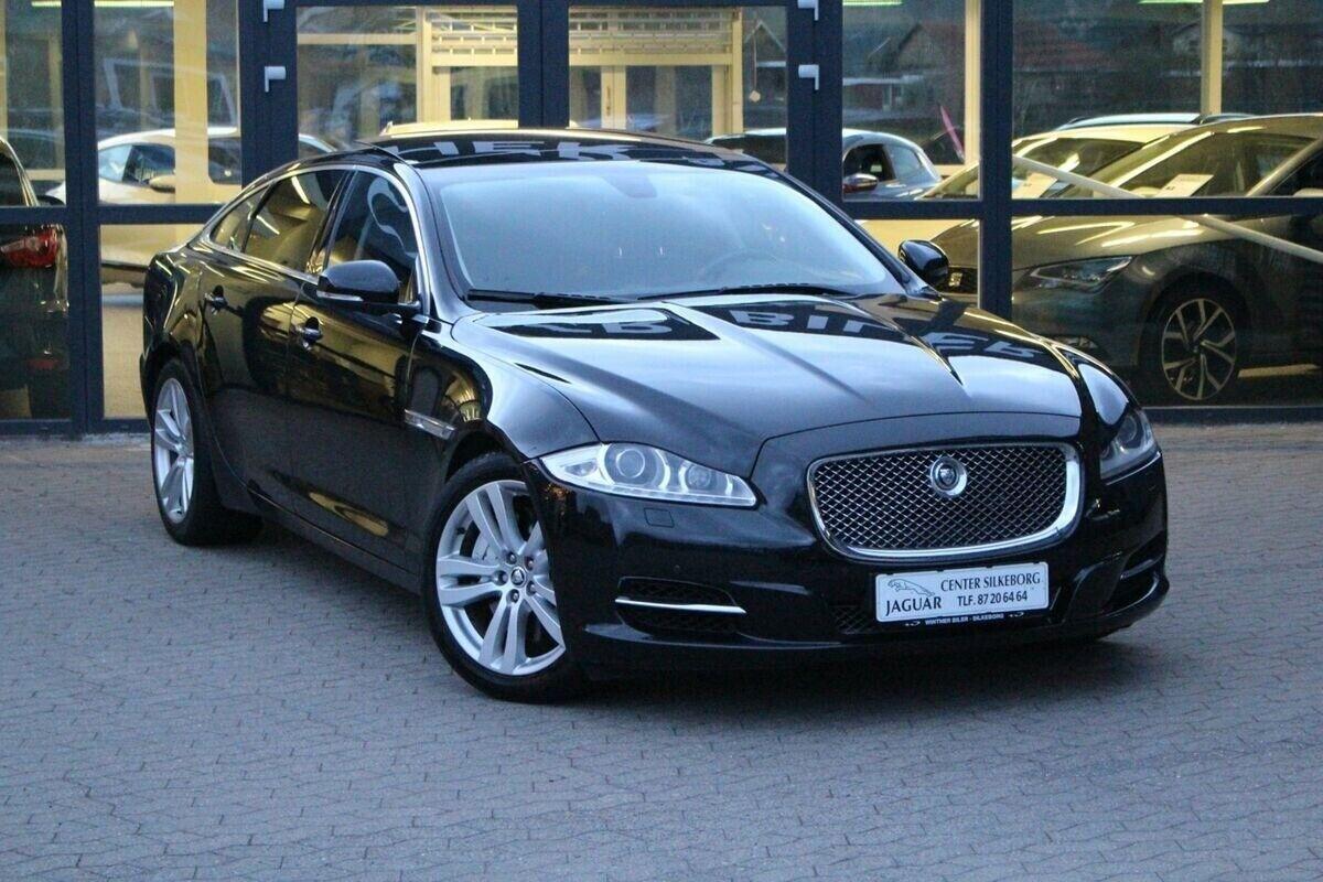 Jaguar XJ 3,0 D V6 Premium Luxury aut. LWB 4d