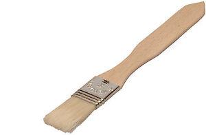 Haushaltspinsel Backpinsel Pinsel flach lebensmittelecht 2 Zoll 22 cm