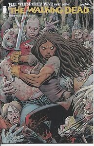 Walking-Dead-Whisperer-War-Connecting-Covers-Set-157-162-All-First-Prints
