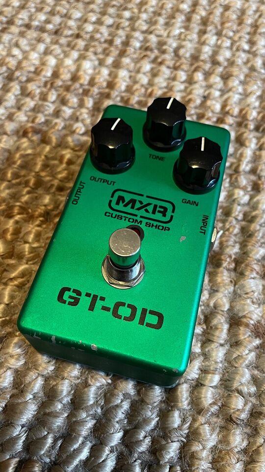 MXR Custom Shop GT-OD Overdrive, MXR CSP-21