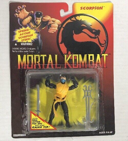 Mortal Kombat Scorpion 3.5