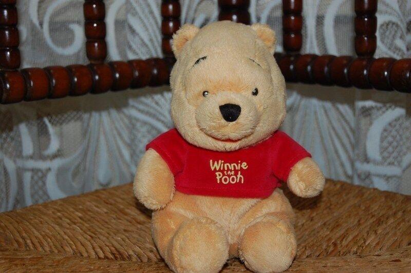 NicoJuguete Simba Dickie Belgium Suave Pooh Oso Raro Winnie The