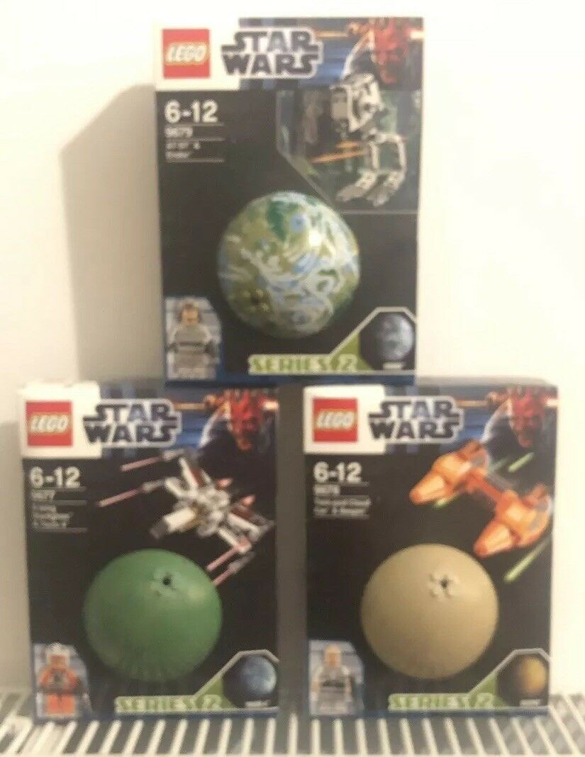 Star Wars Lego Series 2