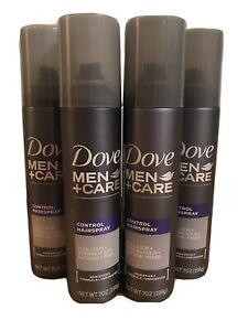 Dove Men Care Control Hair Spray Unscented 7 Oz 4pack Styling Product Ebay