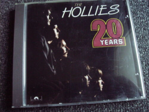 1 von 1 - The Hollies-20 Years-CD-16 Tracks