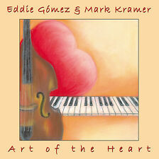 EDDIE GOMEZ & MARK KRAMER - ART OF THE HEART - CD - ART OF LIFE RECORDS