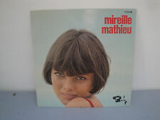 Vinyle 45 Tours - Mireille Mathieu - La Première Etoile
