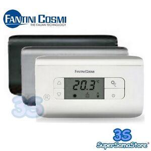 3s nuovo termostato ambiente ch115 ch116 ch117 fantini