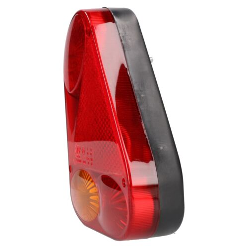 Caravan Triangular Light Replacement Lamp with Plug Indespension Trailer