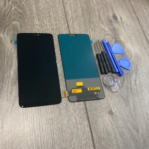 Pour-OnePlus-6-Lcd-Affichage-ecran-Tactile-Numeriseur-Assemblage-Noir-UK-Stock