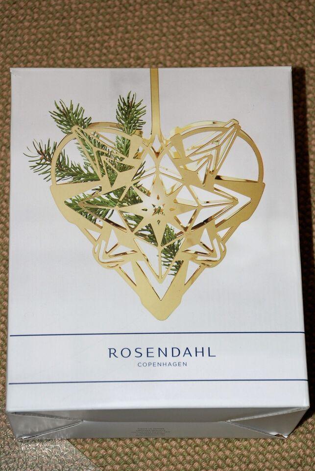 Julehjerte, Rosendahl